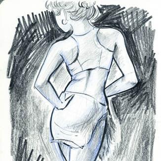 MFA Figure Drawing