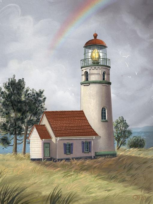 Rainbow Lighthouse