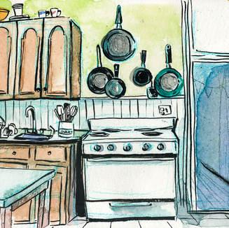 Boston Kitchen