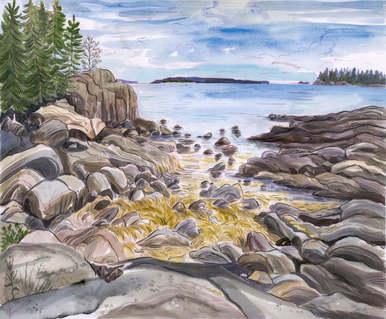 Haystack Rocks