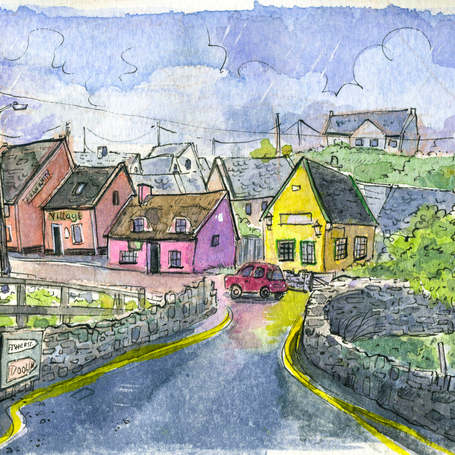 Doolin Sketch