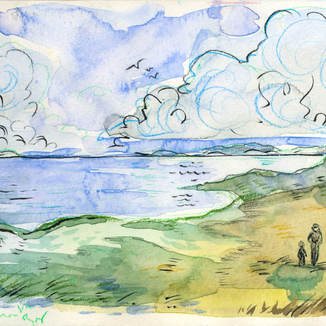 Constable MFA Landscape Study