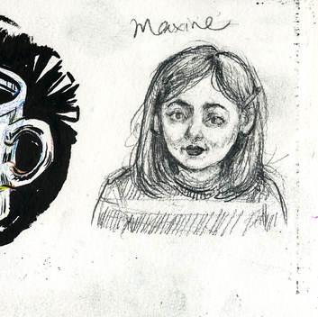 Maxine and Coffee