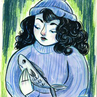 Fisherlady
