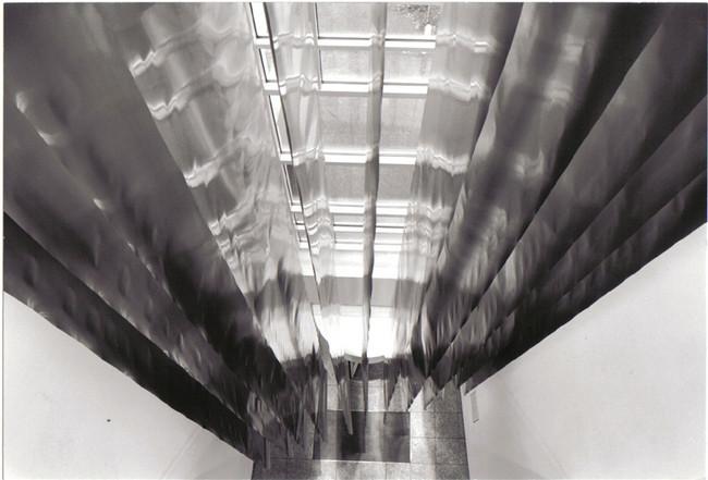 Installation 11 mal 10 Meter