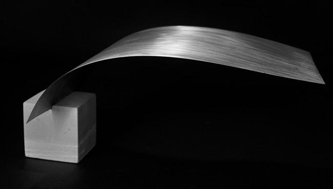 Berylliumbronce roter Sandstein