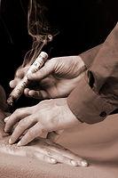 טיפול בכאב בעזרת סיגר מוקסה,אבי פלד