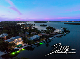 Twilight - Lonboat Key, Florida - 360 Real Estate Services, LLC - Photography