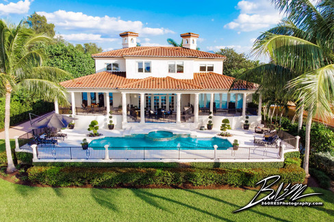 Seista Key Aerial / Drone - Real Estate Photography - Bradenton & Sarasota, Florida - 360 Real Estate Services, LLC