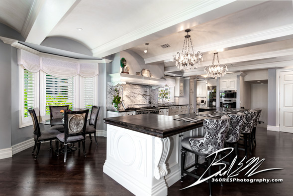 Kitchen Space - Sarasota, Florida - 360 Real Estate Services, LLC - Photography