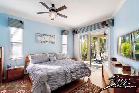 Lakewood Ranch Bedroom - Real Estate Photography - Bradenton & Sarasota, Florida - 360 Real Estate Services, LLC
