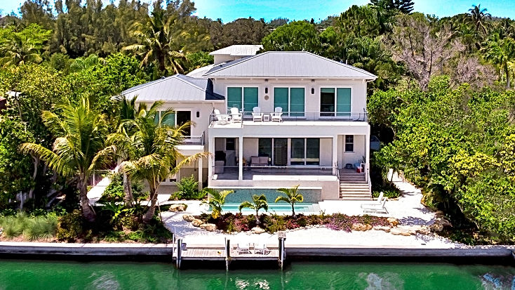 360 Real Estate Services, LLC - Longboat Key, Florida - Aerial / Drone HDR Photography
