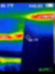 Thermal Image Example Image 3 - 360 Real Estate Services, LLC - Sarasota & Bradenton, Florida