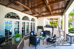 Main Patio -  Sarasota, Florida - 360 Real Estate Services, LLC - Photography