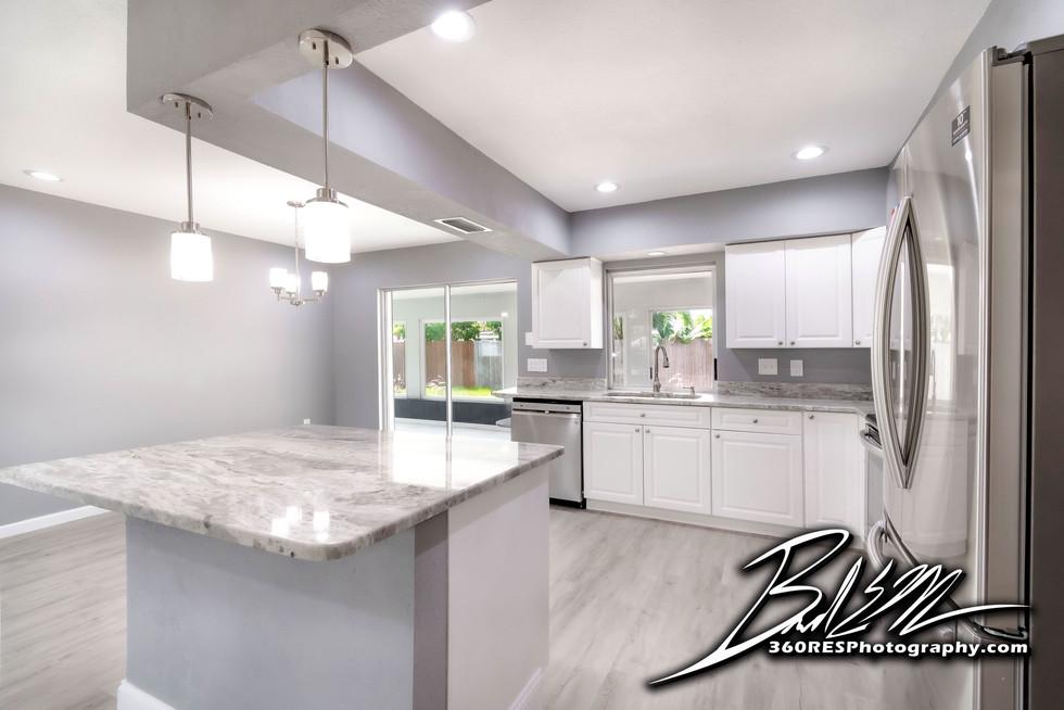 Venice Remodeled Kitchen - Real Estate Photography - Bradenton & Sarasota, Florida - 360 Real Estate Services, LLC