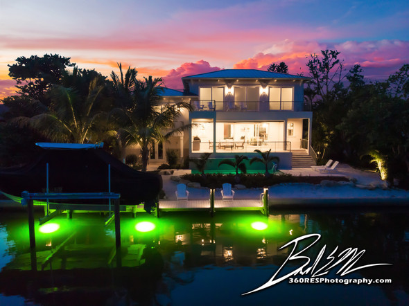 Twilight - Longboat Key, Florida - 360 Real Estate Services, LLC - Photography