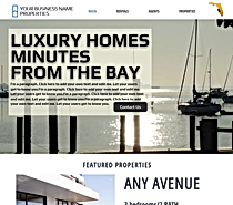 360 Real Estate Services, LLC - Realty Website Design Services for 2020 V3 - Bradenton & Sarasota, Florida