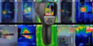 Thermal Image Camera - 360 Real Estate Services, LLC - Sarasota & Bradenton, Florida