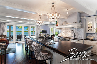 Kitchen View - Sarasota, Florida - 360 Real Estate Services, LLC - Photography