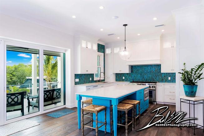 Longboat Key Kitchen Space - Real Estate Photography - Bradenton & Sarasota, Florida - 360 Real Estate Services, LLC