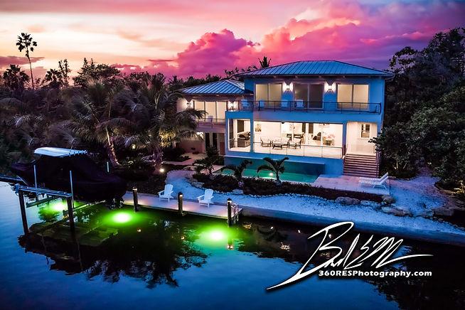 Longboat Twilight - Real Estate Photography - Bradenton & Sarasota, Florida - 360 Real Estate Services, LLC