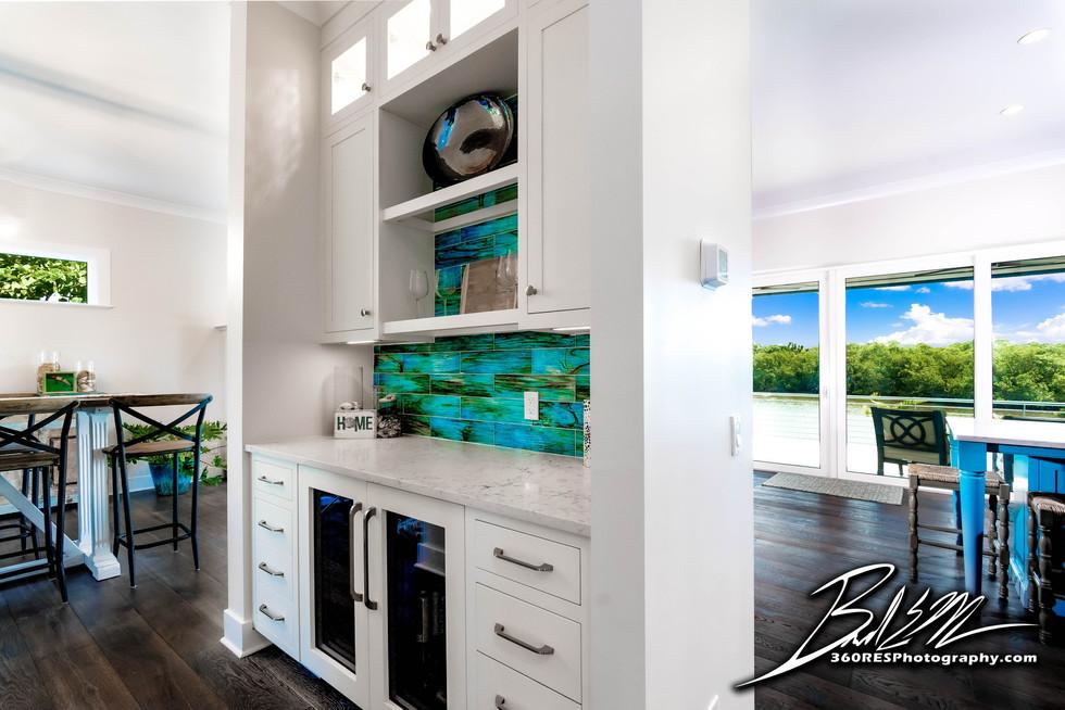 Longboat Key Bar Space - Real Estate Photography - Bradenton & Sarasota, Florida - 360 Real Estate Services, LLC
