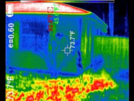 Therml Image Sample - 360 Real Estate Services, LLC - Sarasota & Bradenton, Florida