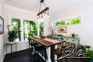 Dining Room - Lonboat Key, Florida - - 360 Real Estate Services, LLC - Photography