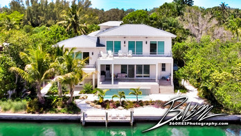 Waterfront Longboat Key, Florida - 360 Real Estate Services, LLC - Photography