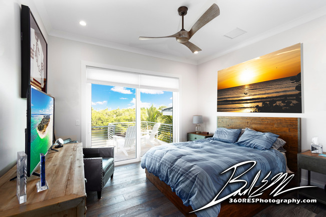 Bedroom - Lonboat Key, Florida - 360 Real Estate Services, LLC - Photography
