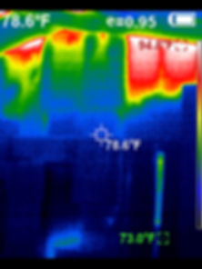 Thermal Image Example 1 - 360 Real Estate Services, LLC