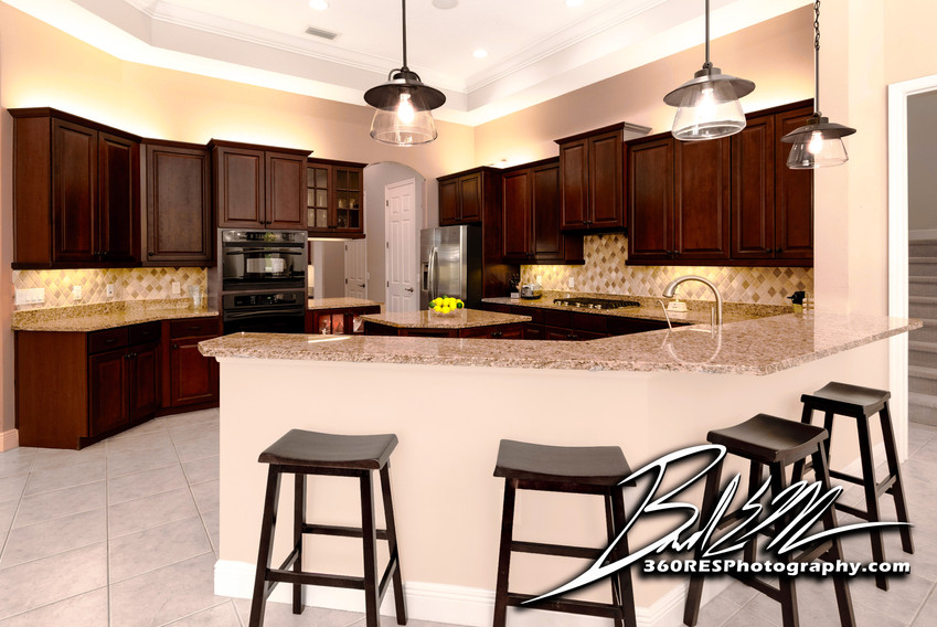 Kitchen - Lakewood Ranch Florida - 360 Real Estate Services, LLC - Photography