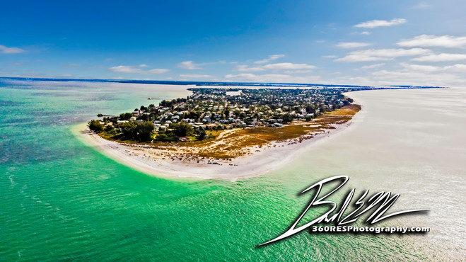 Northen Tip Of Anna Maria Island, Florida - 360 Real Estate Services, LLC - Photography