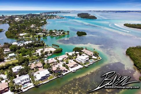 Longboat Key Drone / Aerial Image Image - Real Estate Photography - Bradenton & Sarasota, Florida -  360 Real Estate Services, LLC