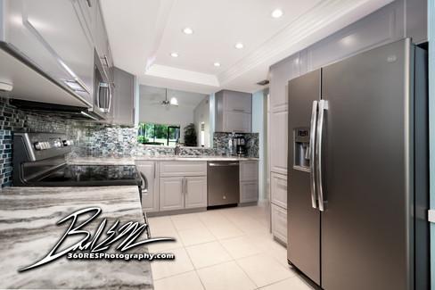 Kitchen - Real Estate Photography - Bradenton & Sarasota, Florida - 360 Real Estate Services, LLC