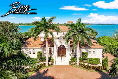 Siesta Key Aerial Image - Real Estate Photography - Bradenton & Sarasota, Florida - 360 Real Estate Services, LLC