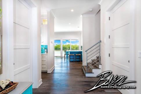 Longboat Key Foyer - Real Estate Photography - Bradenton & Sarasota, Florida - 360 Real Estate Services, LLC