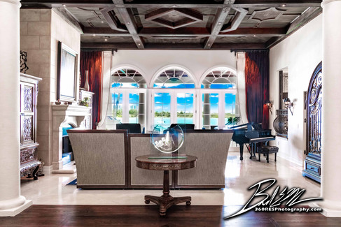 Siesta Key Luxury Home - Real Estate Photography - Bradenton & Sarasota, Florida - 360 Real Estate Services, LLC