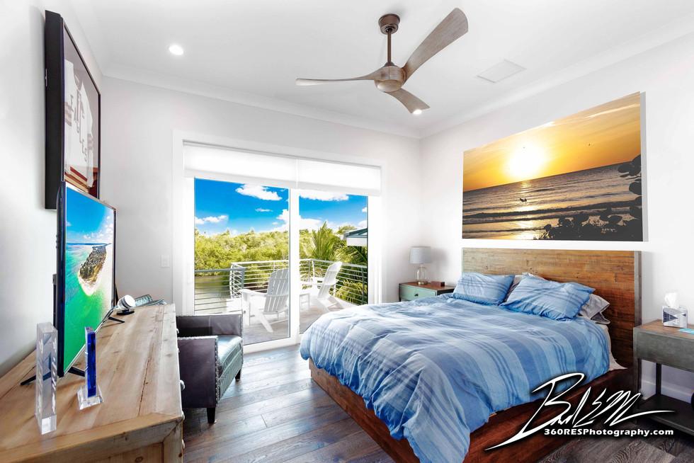 Longboat Key Bedroom - Real Estate Photography - Bradenton & Sarasota, Florida - 360 Real Estate Services, LLC