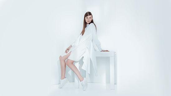 modelo de moda