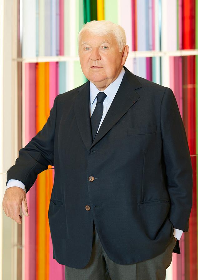 Philippe Cassegrain, Longchamp