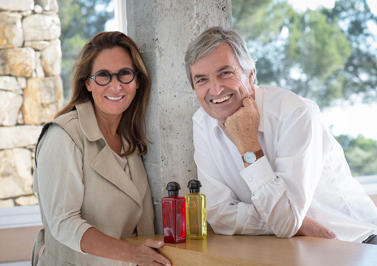 Christine Nagel et Jean-Claude Ellena, Hermès parfum