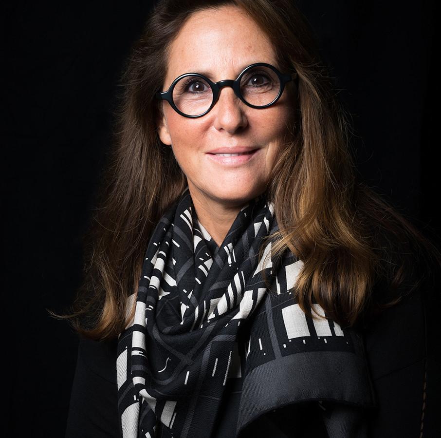 Christine Nagel, Hermès parfum