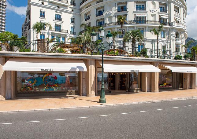 Magasin Hermès Monaco