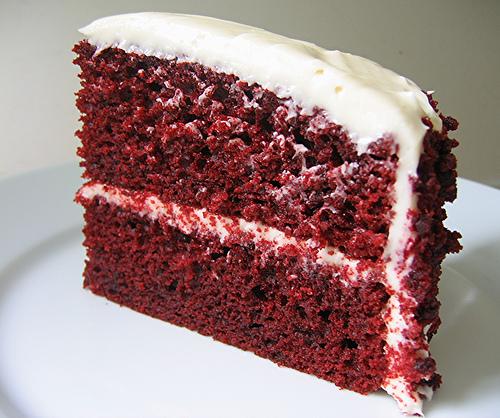 Red Velvet Cake.