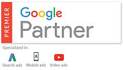 Googe Premier Partner Badge