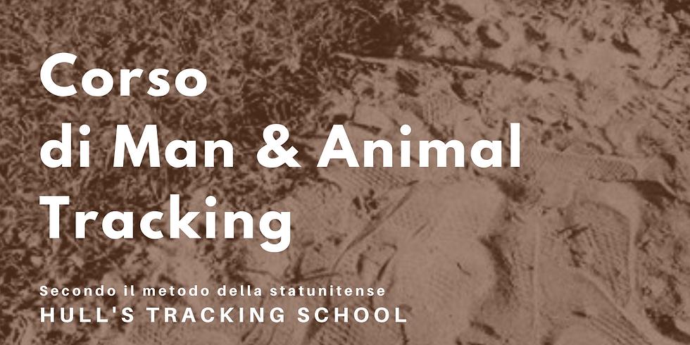 Corso di Man & Animal Tracking
