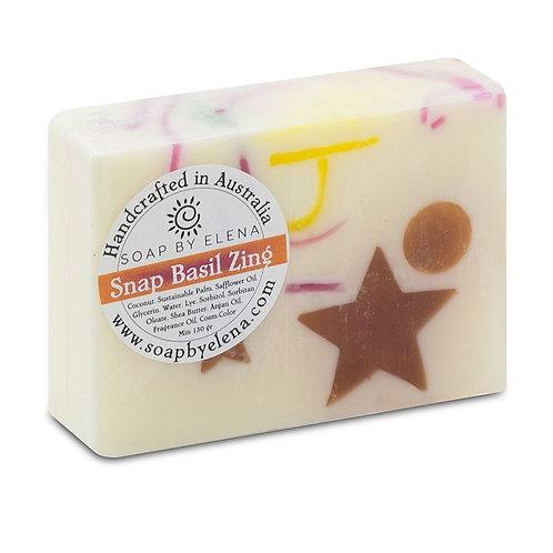 澳洲【SOAP BY ELENA】羅勒百里香 手工養膚皂 130g