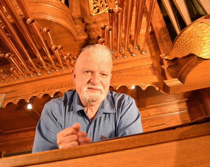 Upcoming: Bach on the Brombaugh