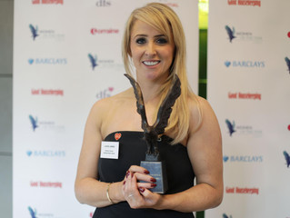 How the Rugby League family inspires Lizzie, the Inspirational Woman of the Year